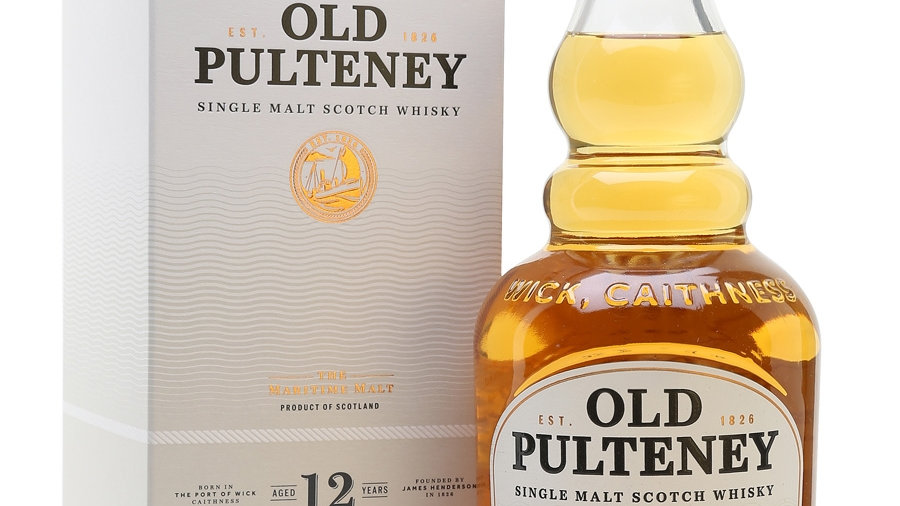 Old Pulteney 12 jaar 0.7 Ltr