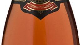 Cremant D'Alsace Calixte Rose 0.75 Ltr