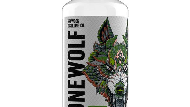 Brewdog Lone Wolf Cactus Lime 0.7 Ltr