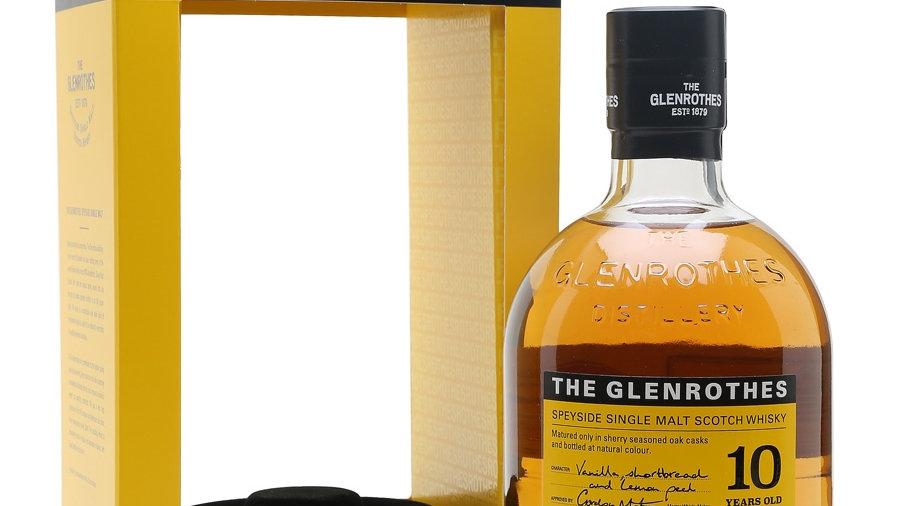 Glenrothes 10 jaar 0.7 Ltr