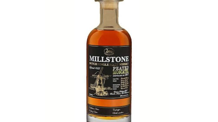 Millstone Peated Moscatel 0.7Ltr