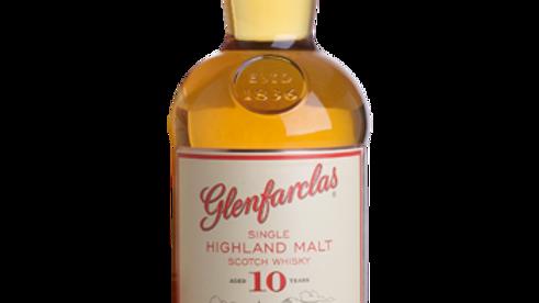 Glenfarclas 10 Jaar 0.7 Ltr