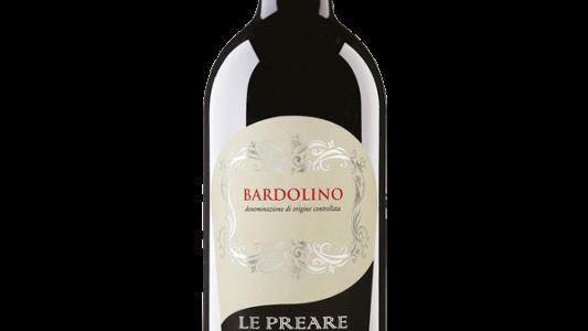 Cantina di Negrar Bardolino Classico Le Preare 2017 0.75 LTR