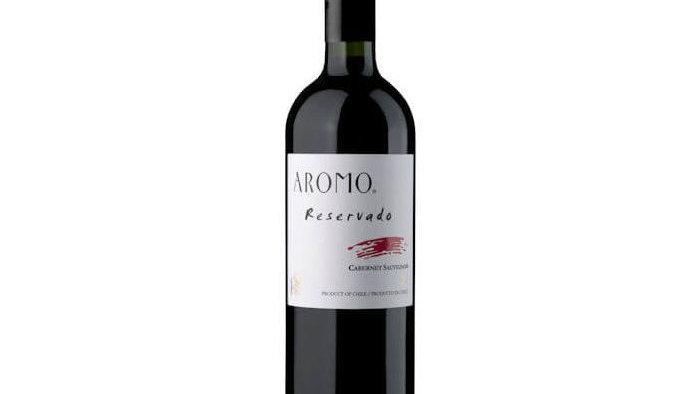 Aromo Reservado Cabernet Sauvignon 2015  0.75 LTR