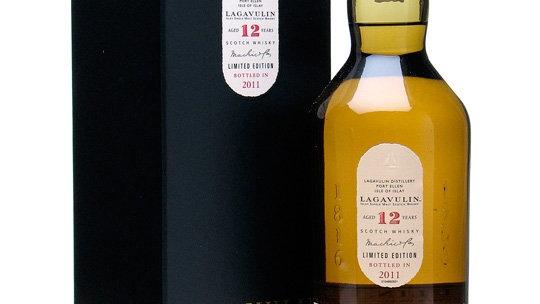 Lagavulin 12 jaar 11TH release 0.7 Ltr