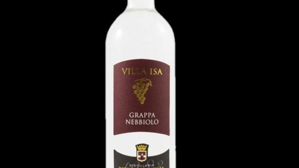Dellavalle Nebbiolo Grappa 0.7 Ltr