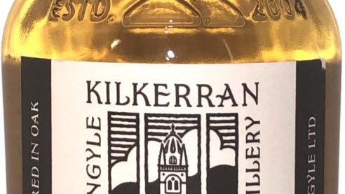 Kilkerran heavily peated cask strenght 0.7L