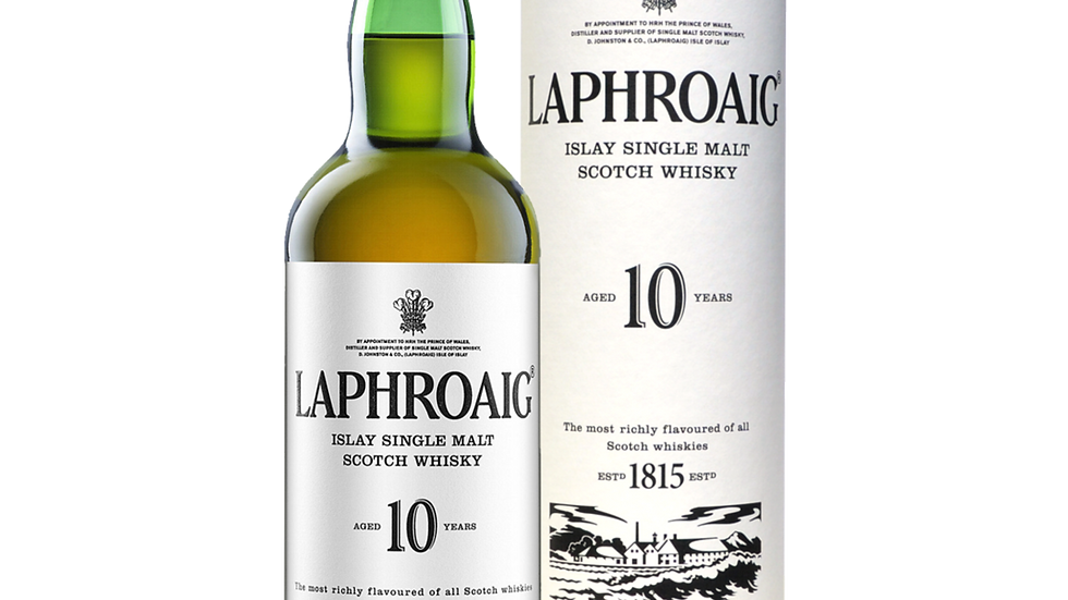 Laphroaig 10 jaar