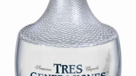 Sauza Tres Generaciones Plata Tequila 0.7 Ltr
