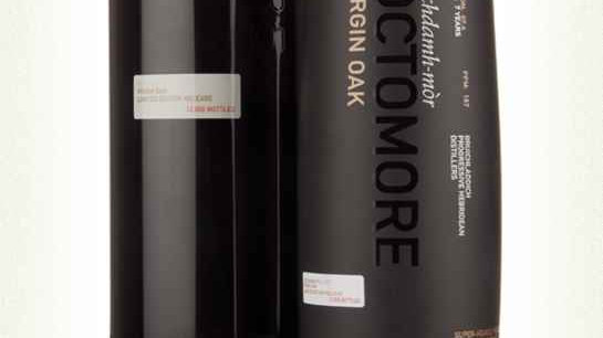 Octomore Virgin oak 0.7 ltr