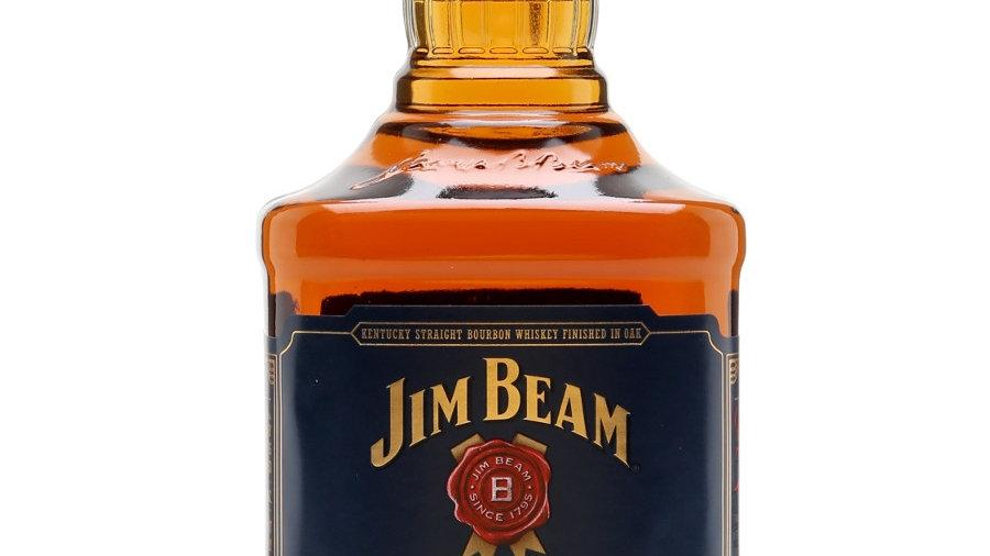 Jim Beam Double Oak 0.7 Ltr