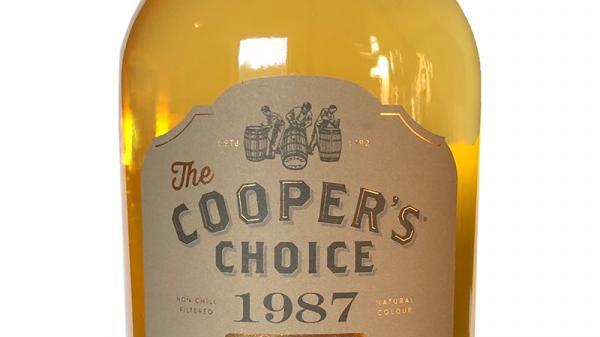 Invergordon 30 Jaar Coopers Choice 0.7 Ltr