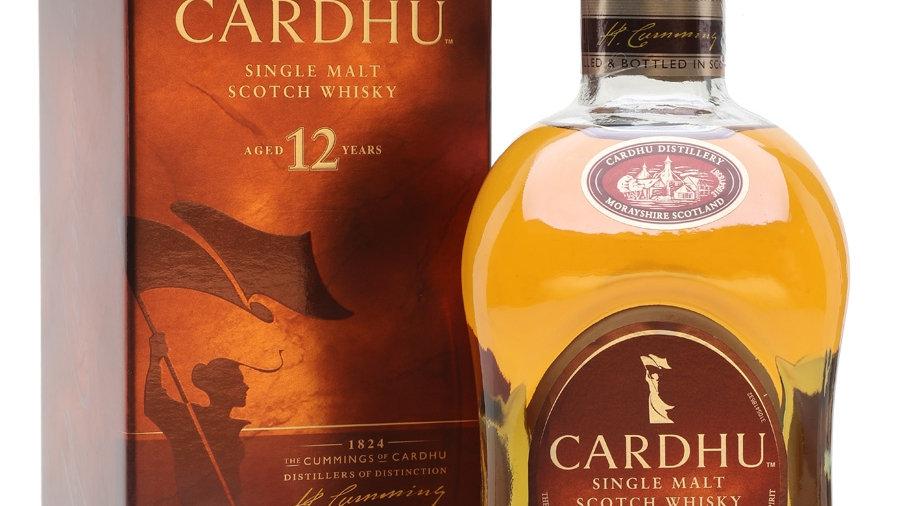 Cardhu 12 jaar 0.7 Ltr