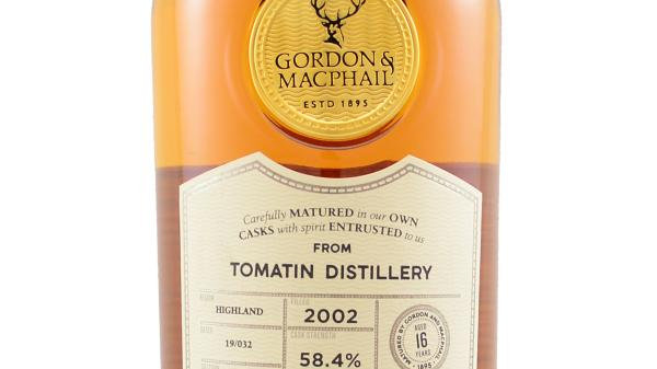 Tomatin Gordon & Macphail 0.7 Ltr
