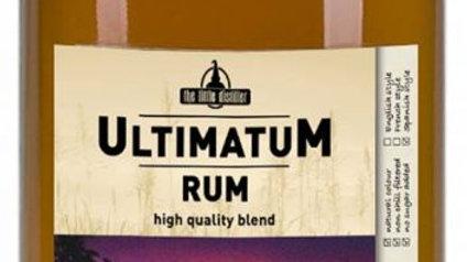 The Ultimatum Rum 0.7 Ltr