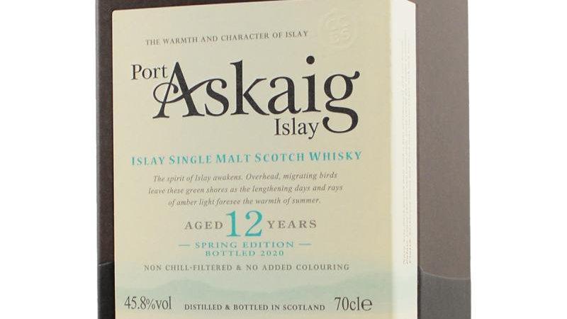 Port Askaig 12 jaar Spring Edition 0.7 Ltr