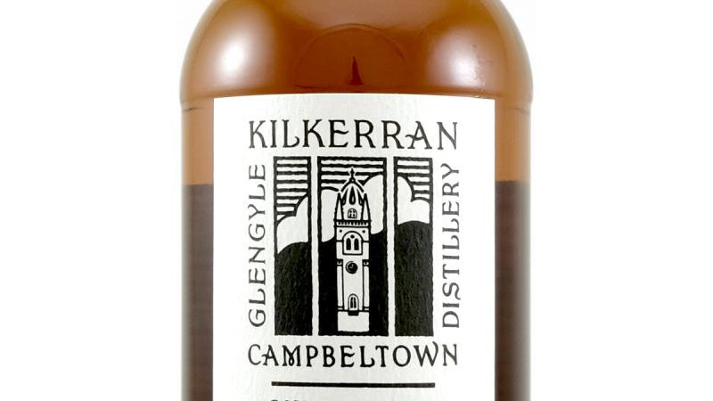 Kilkerran 8 years oloroso sherry cask strength 0,7L