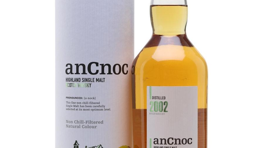 anCnoc 2002 Vintage 0.7 Ltr