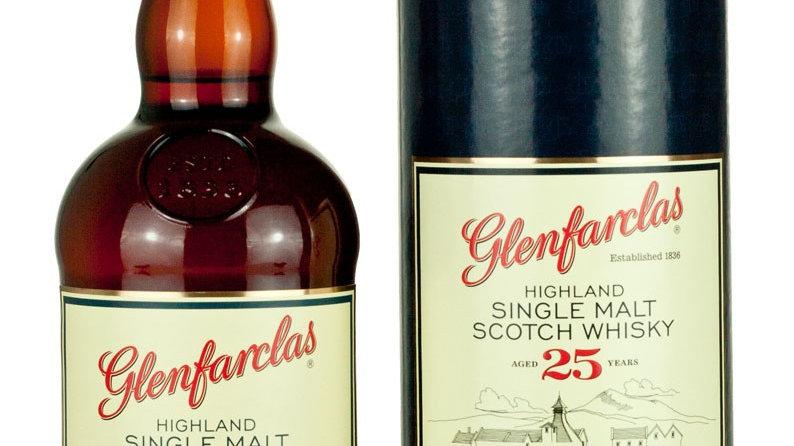 Glenfarclas 25 jaar 0.7 Ltr