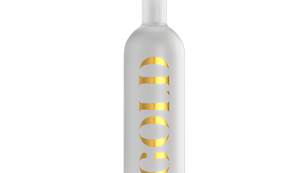 Gold Dry Gin 0.7 Ltr