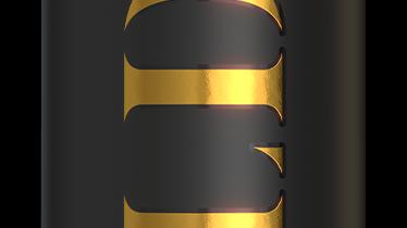Gold Dry Vodka 0.7Ltr