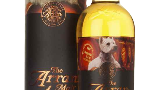 Arran The Westie Vintage 1998 0.7Ltr