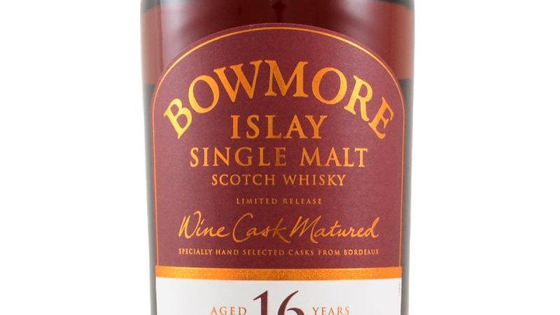 Bowmore Vintage 1992 Wine Cask 0.7 Ltr