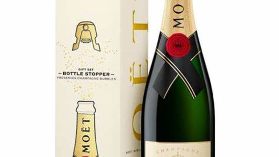 Moet & Chandon Giftset Bottle Stopper