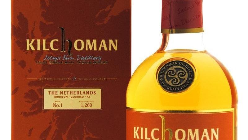 Kilchoman The Netherlands Small Batch 2 0.7 Ltr