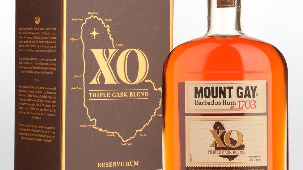 Mount Gay XO Rum 0.7 Ltr