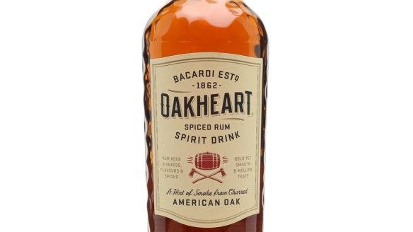Bacardi OakHeart 0.7 Ltr