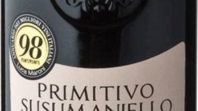 Boccantino Primitivo Susumaniello IGT Salento 2016 0.75 LTR