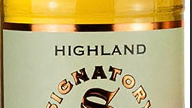 Aultmore Signatory  0.7 ltr