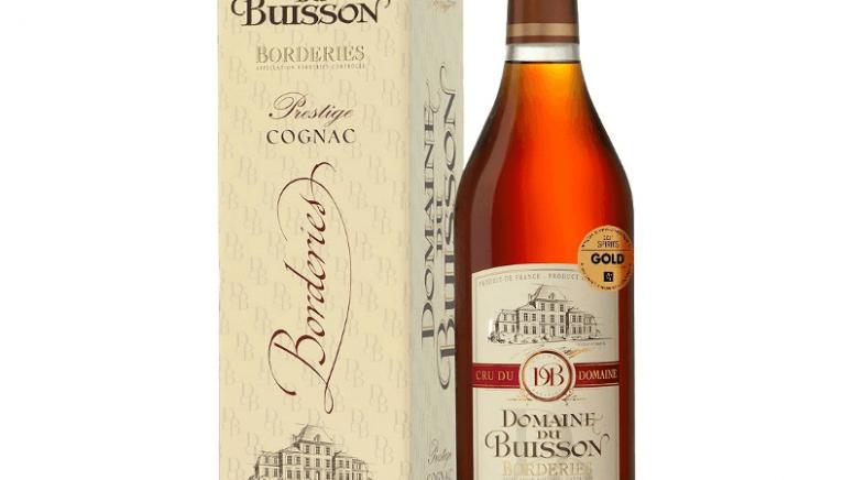 Domaine Du Buisson Prestige Cognac 0.7 Ltr