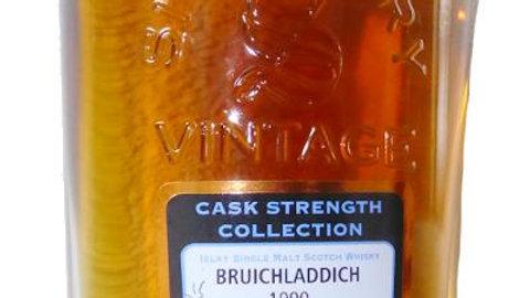 Bruichladdich Signatory Vintage 1990