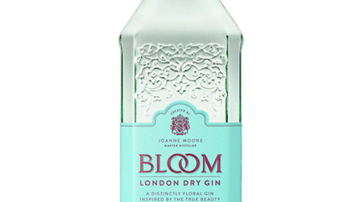 Bloom Dry Gin 1.0 Ltr