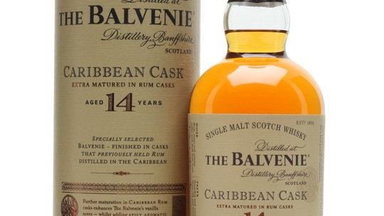 Balvenie Caribbean 14 Jaar 0.7 Ltr