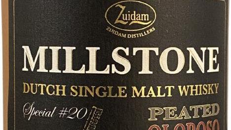 Millstone Peated Oloroso 0.7Ltr