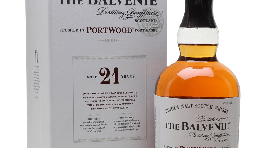 Balvenie Portwood 21 jaar 0.7 Ltr