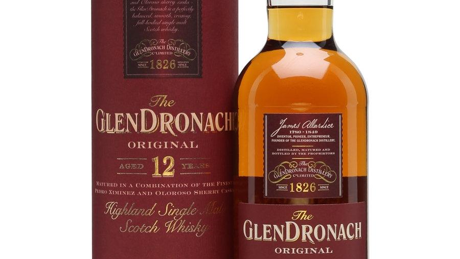 Glendronach 12 jaar 0.7 Ltr