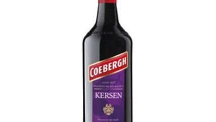 Coeberg Kersen jenever 1.0 ltr