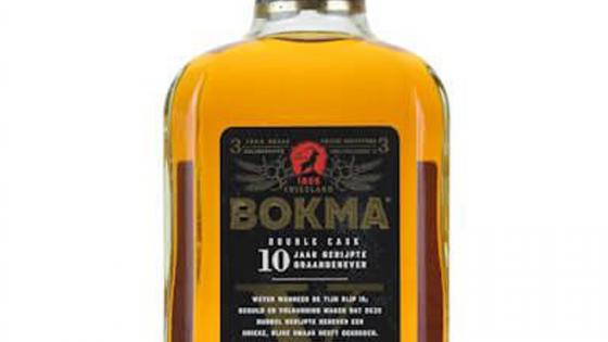 Bokma Double Cask 10 jaar 0.7 Ltr
