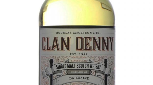 Dailuaine Clan Denny 0.7 Ltr