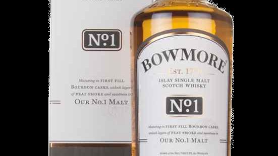 Bowmore No1   0.7 Ltr