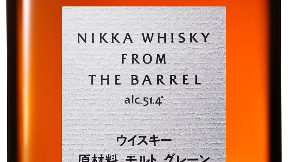 Nikka From the barrel 0.5 Ltr