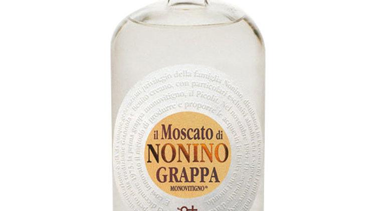 Grappa Nonino Moscato 0.7 ltr