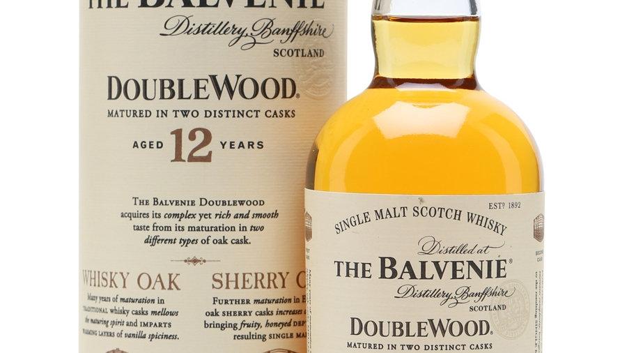 Balvenie Double Wood 0.7 Ltr