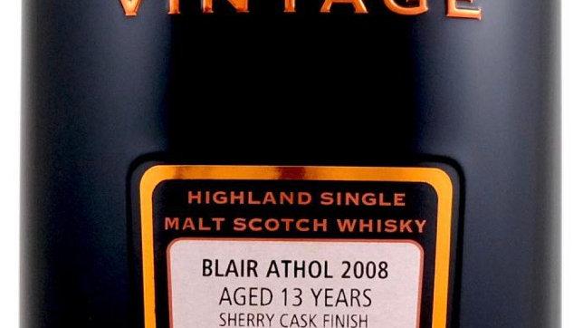 Blair Athol Signatory Vintage  0,7 ltr