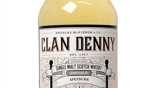 SpeyBurn Clan Denny 0.7 Ltr