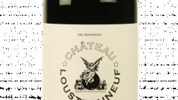 Château Lousteauneuf 2010 0.75 LTR